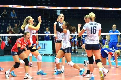 Франция обърна Чехия с 3:2, след като загуби гейм с 9:25