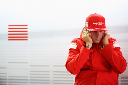 Официално: Кими Райконен се върна във Ферари