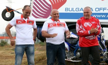 """Мтел подкрепя """"Bulgaria Off-road Team"""" на """"Дакар"""" 2014"""