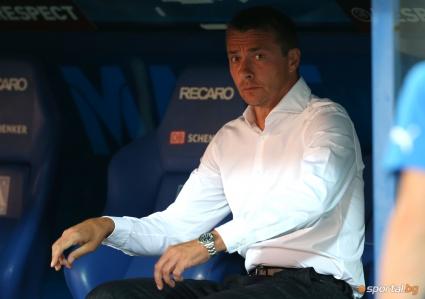 Йоканович закри две тренировки на Левски