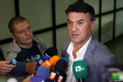 Борислав Михайлов: Аз не правя сметки, трябва да вземем 6 точки и каквото дойде (видео)