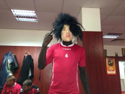 Сенегалец от ЦСКА се вихри във Facebook
