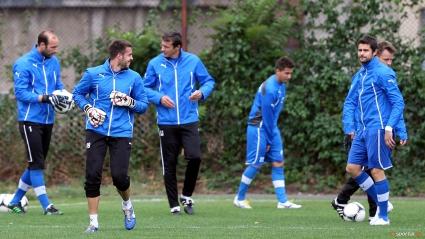 Следващата тренировка на Левски е в понеделник