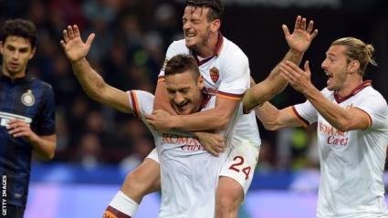 Тоти: В Рома са събрани играчи от световна класа