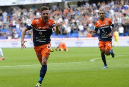 Монпелие съсипа Лион с пет гола