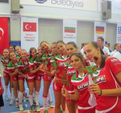 Казанлък Волей обърна Марица на силния международен турнир в Истанбул