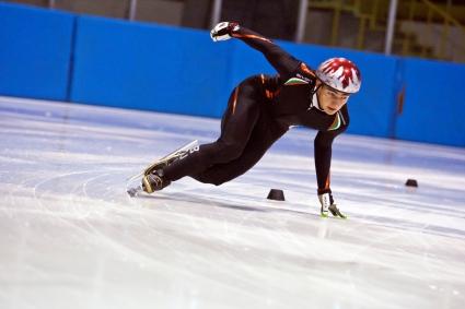 """Спортният талант на """"Еврофутбол"""" Даниел Застругов ще се бори за квота за Сочи"""