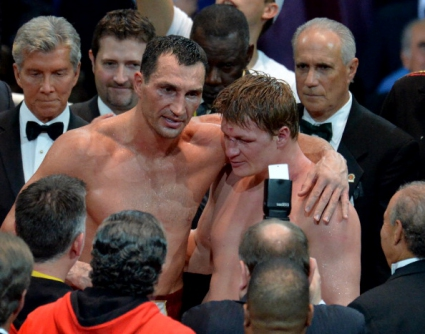 Поветкин: Ще направя всичко, за да победя Кличко