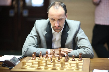 Азер срещу Топалов в турнира на претендентите