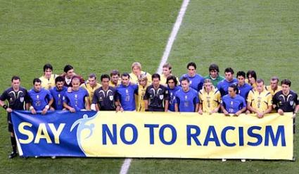ФИФА прави класация на страните, които имат проблеми с расизма