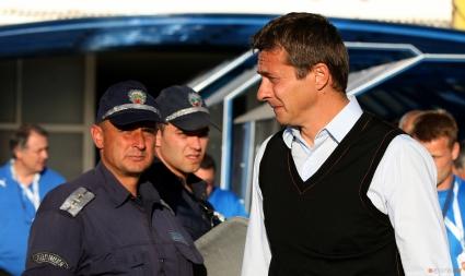 Йоканович си събра багажа и приключи с Левски