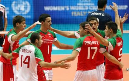 България с трета поредна победа на световното след 3:0 на Тунис (ГАЛЕРИЯ)
