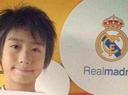 Реал Мадрид привлече 9-годишното японче Пипи (видео)
