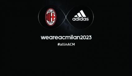 Партньорството на Милан с Adidas продължава до 2023 година