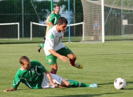 България (U17) започна подготовка за квалификациите