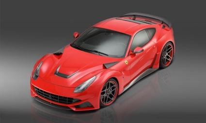 Ferrari F12 Berlinetta каквато не сте виждали