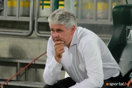Стоев: Нормално е да не покажем най-доброто срещу Дунав