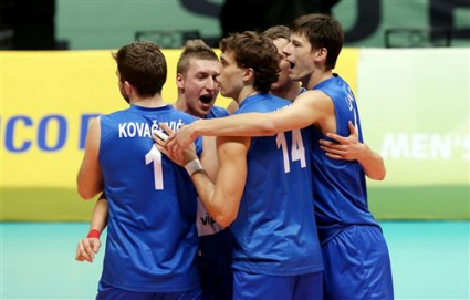 Сърбия и Русия се класираха за полуфиналите на световното в Бразилия
