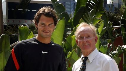 Род Лейвър: Федерер е най-великият