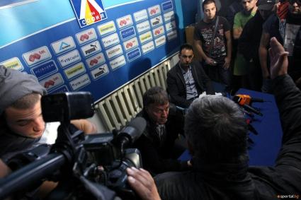 """Бивш президент на Левски: Срам! Шпиц-командите вън от """"Герена"""""""
