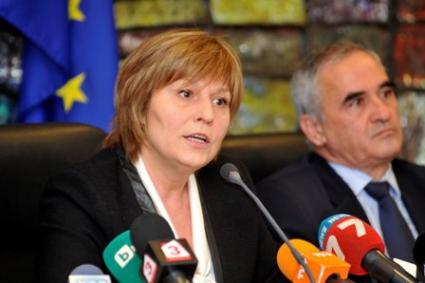 Министър Георгиева: Акумулирах самостоятелно и споделих, че... сме дошли на коне на тази земя... (ВИДЕО)