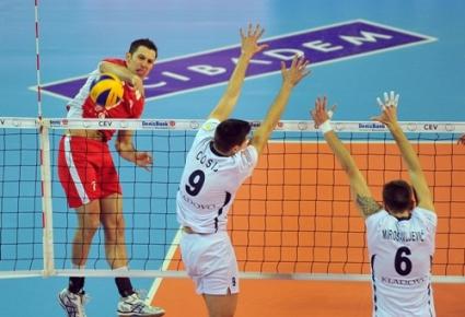 КВК Габрово срещу турския Малийе Мили Пиянго в 1/4-финалите за Купата на CEV
