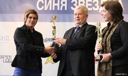 Мирослав Кирчев и Тайбе Юсеин станаха на спортисти номер 1 на СК Левски