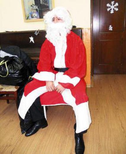 Ивайло Стоянов стана Дядо Коледа