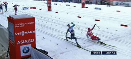 Норвегия спечели отборния спринт в Азиаго