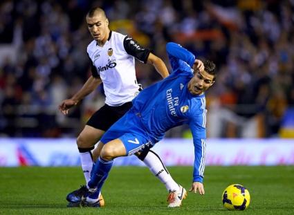 "Младок спаси Реал Мадрид на ""Местайя"" (видео)"