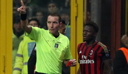 Милан без Мунтари за три мача