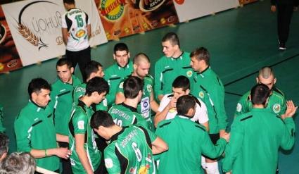 Мирослав Живков: Във всеки един мач ще се борим