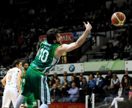Калоян Иванов най-полезен играч на кръга в Италия