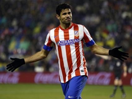Атлетико ще предложи нов договор на Диего Коща през април