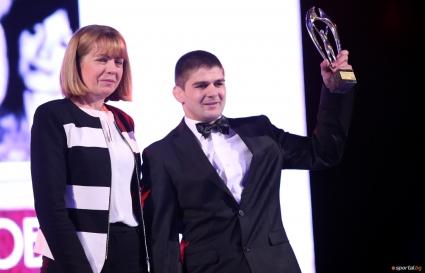 Иво Ангелов попадна в топ 10 за Спортист на Балканите през 2013 г.