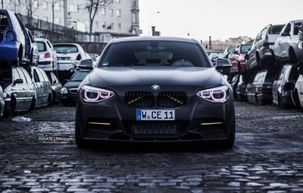 BMW M135i от Manhart крие 400 кс