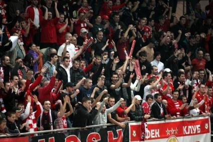 ЦСКА събра над 2000 фена във Facebook само за един ден