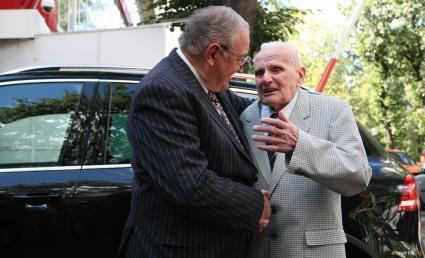 Армейците поздравиха една от най-значимите личности в историята на ЦСКА