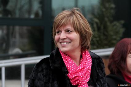 Мариана Георгиева пусна първия виртуален тото-фиш днес