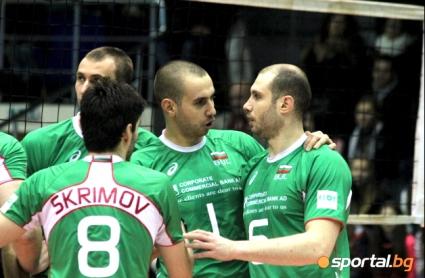 България загуби и официалната контрола срещу Губерния с 0:3 (ВИДЕО + ГАЛЕРИЯ)