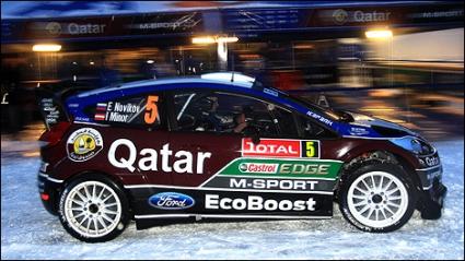 Руснак ще пропусне сезона във WRC