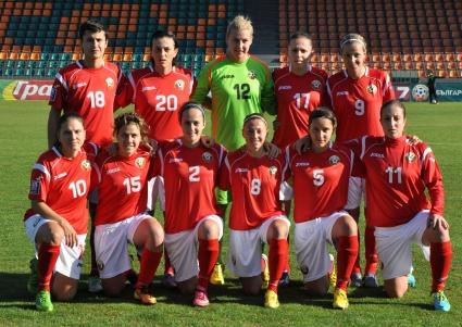 БФС обмисля да закрие женския национален отбор