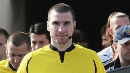 Георги Кабаков се изкачи във втора група на УЕФА