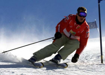 Шумахер с тежка травма след инцидент на ски