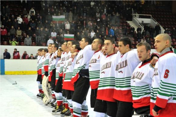 Българският хокей на лед до точката на замръзването