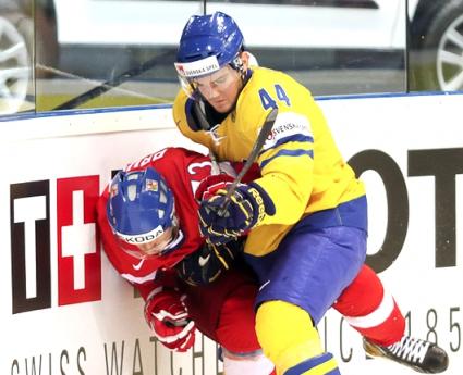 Дербито Чехия - Швеция открива олимпийски турнир по хокей в Сочи