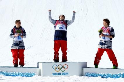 Джос Кристенсен спечели златния медал в слоупстайла