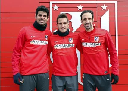 """Диего Коща: Ще бъде много специално да играя за Испания на """"Калдерон"""""""