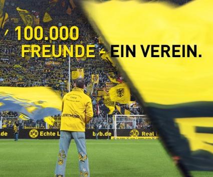 Дортмунд със забележително постижение