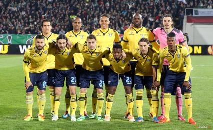 Лацио се завръща в София за нов мач